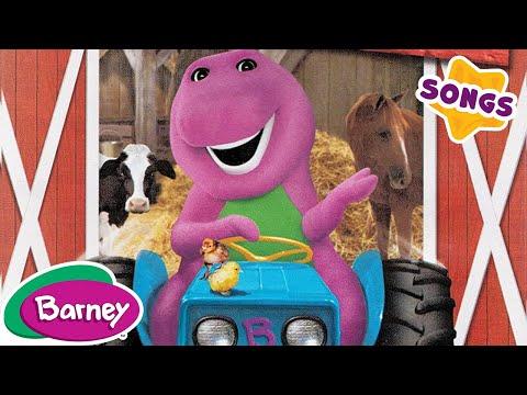 Barney - Down On Grandpa's Farm (SONG)