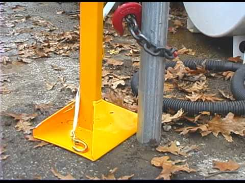 Rhino Post Puller MP-3 is a tough piece of equipment
