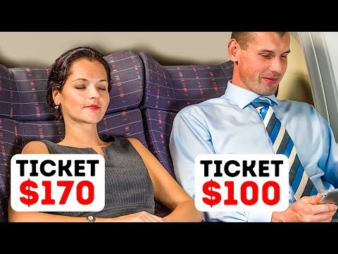 Airlines Explained How Plane Ticket Prices Are Formed