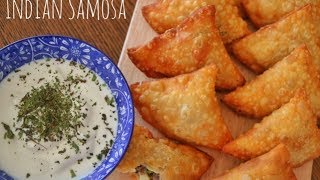 Delicious Indian Samosa From Scratch