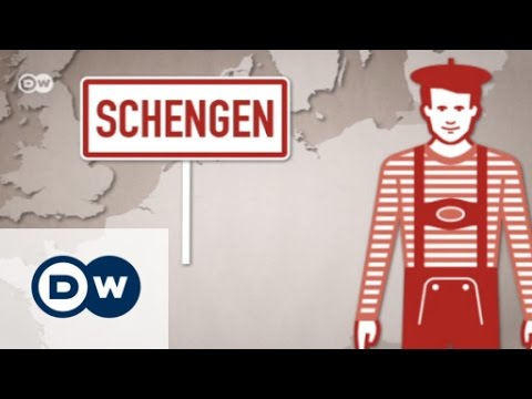 What is the Schengen Agreement?   Made in Germany