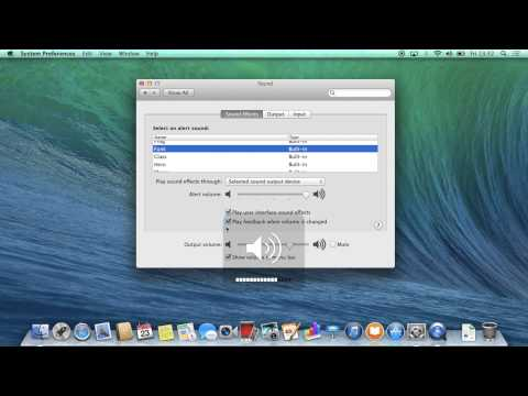 Control your Mac's volume incrementally