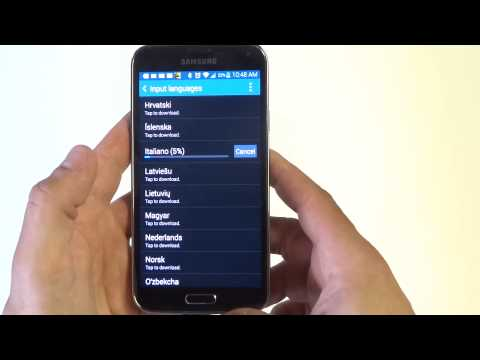 Samsung Galaxy S5: How to Downloand & Install More Keyboard Input Languages - Fliptroniks.com