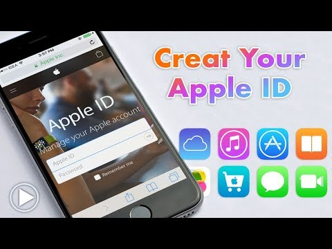 How to Create an Apple ID with iPhone *2019* without Credit Card use in the App Store, iTunes Store