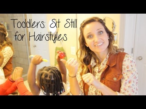Toddlers: CGH Top-10 Tips for Sitting Still