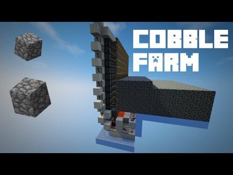 Minecraft: Cobble Generator 1.10 [Big Version]