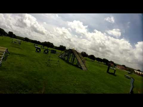 SAPD Academy Obstacle Course