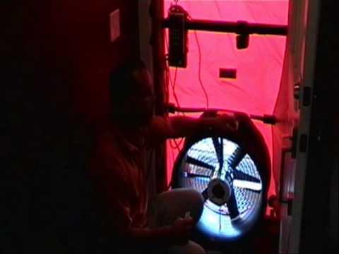 Blower door test.mpg