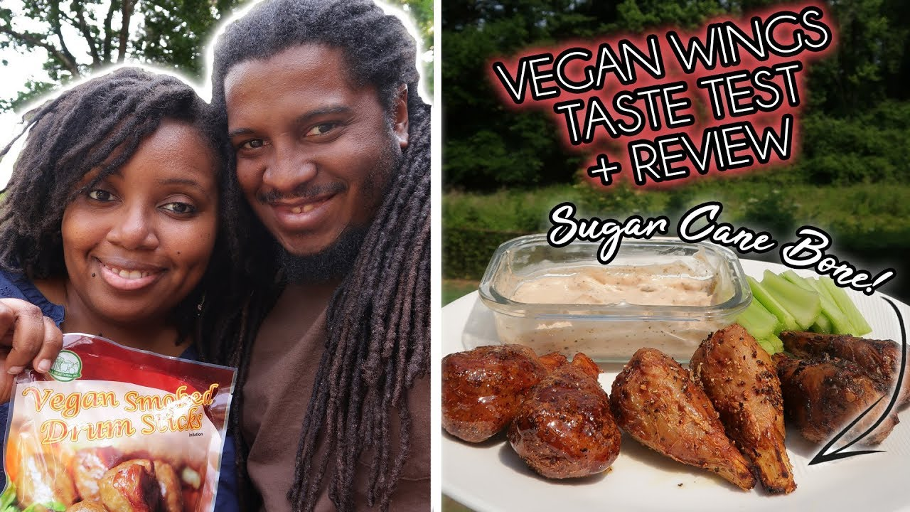 MUST-TRY VEGAN WINGS (with bones) for your summer cookout! | bbq, lemon pepper, jerk sauce recipes