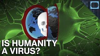 Is Humanity A Virus? Retroviruses Explained