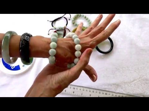 How to Measure to Find Your Jade Bangle Bracelet Size