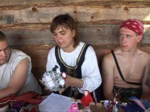 Russian rag-doll.