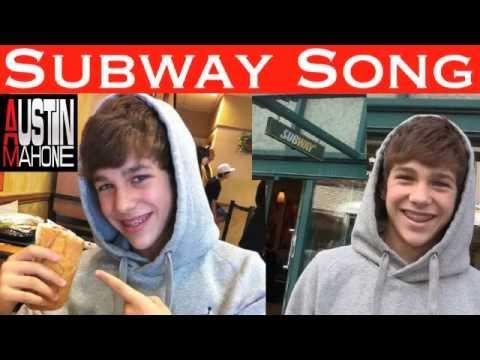 SUBWAY SONG - AUSTIN MAHONE ORIGINAL