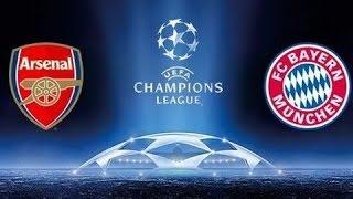Bayern München vs Arsenal   Promo UEFA Champions League   Last 16   15/02/2017 HD