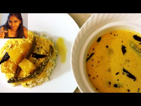 Mango 'n Yogurt Curry| Mambazha Pulissery| Kerala Style Onam Special