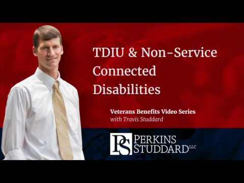 How Non-Service Connected Disabilities Affect VA Individual Unemployability