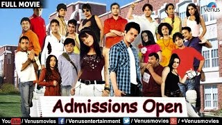 Admission Open Full Movie Hindi Movies Full Movie Comedy Movies Latest Bollywood