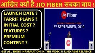 JioFiber | JioFiber Plans | JioFiber Tarrifs| JioFiber Price | Jio SetTopBox Plans