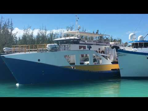 MOVE OVER! - Spanish Wells  Bahamas Ferry