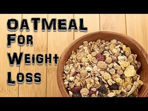 Oatmeal for Weight Loss: Oatmeal's Fat-Burning Tricks, Tips, & Strategies - Neil @Stronger+Leaner