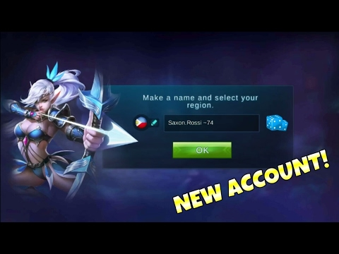 HOW TO CREATE NEW MOBILE LEGENDS ACCOUNT (NO ROOT NEEDED)