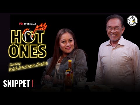Xxx Mp4 Hot Ones Malaysia With Datuk Seri Anwar Ibrahim Snippet Watch Free On Iflix 3gp Sex