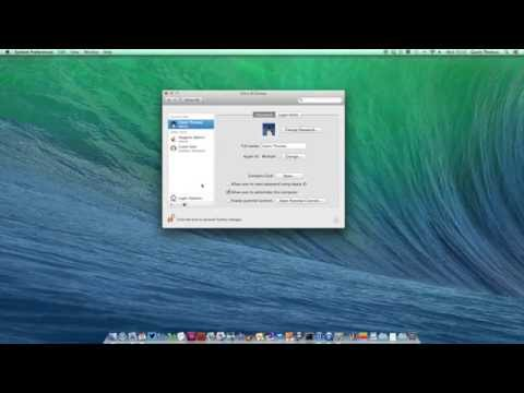 Secure your Mac accounts