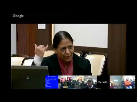 Learning Outcomes & Evaluation Techniques by Prof Dr  PK Tulsi