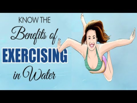 Health Benefits of Exercising in Water