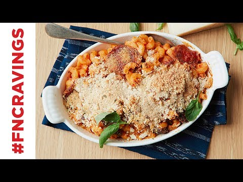 Pizza Macaroni and Cheese   Food Network