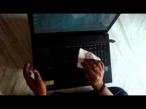 Saco Chiclet lenovo keyboard skin for Lenovo laptop G510