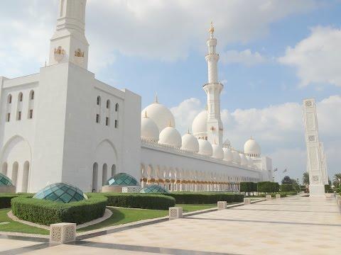Shaikh Zayed Mosque - Abu Dhabi, UAE