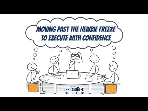 ROUND TABLE—Moving Past The Newbie Freeze To Execute With Confidence
