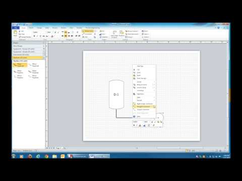 Microsoft Visio for Process Diagrams