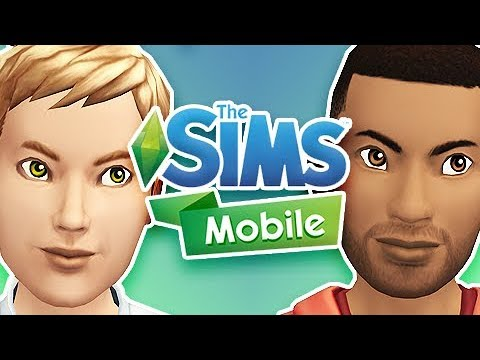 WORLD WIDE LAUNCH | CURRENT HOUSEHOLD + THOUGHTS // THE SIMS MOBILE!