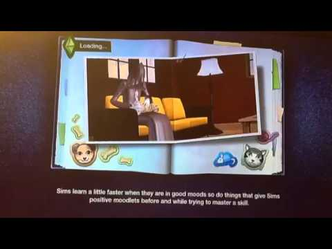 Sims 3 pets money cheat ps3