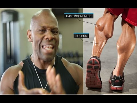 Calf Training Excercises | Build Bigger Calves
