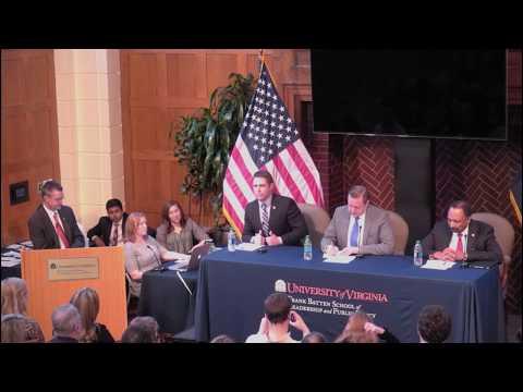 U.S. Senate Republican Primary Debate