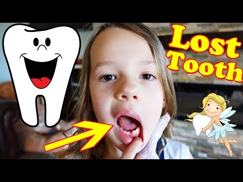 Lost Her First Tooth!!! Tooth Fairy Visit and Money Under Ava's Pillow Vlog