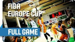 KRKA (SLO) v Maccabi (ISR) - Full Game - Group O - FIBA Europe Cup