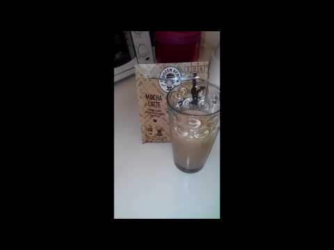Mocha Latte (Frappuccino) on a budget