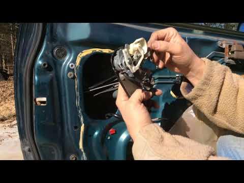 Acura Integra: Exterior Door Handle Swap