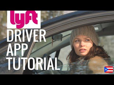 Lyft App Tutorial 2017 (Mobile phone version)