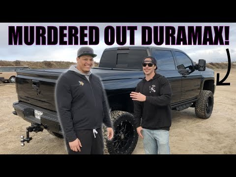 CHECK OUT THIS NFL PLAYERS DURAMAX!