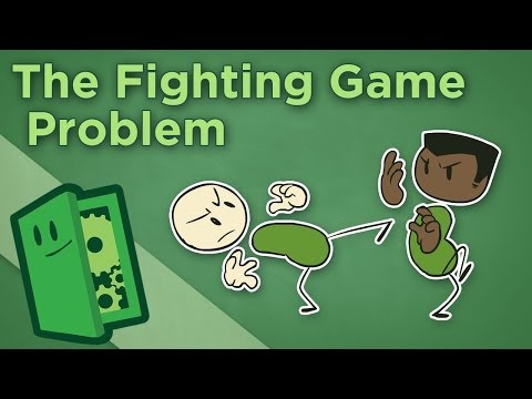 The Fighting Game Problem - How to Teach Complicated Mechanics - Extra Credits