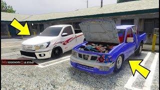 #x202b;فيلم  درباويه يسرقون سيارات ويجهزون ليوم العيد   آطول خبه تشوفها قراند 5 Gta V#x202c;lrm;