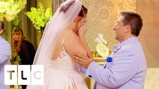 Bride Finds Everything She Wanted In Her Dream Dress | Say Yes To The Dress: Ireland