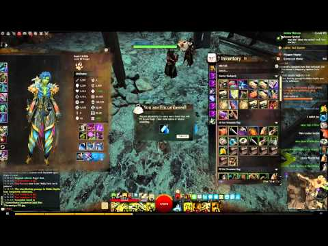 Guild Wars 2 - Opening 48 PvP Reward Boxes with 657% Magic Find