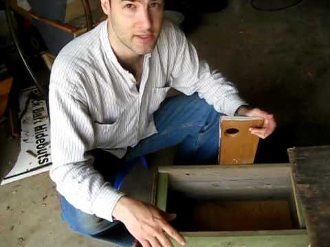 How to build a Bait Hive / Swarm Trap and get Free Bees