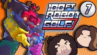 100ft Robot Golf: The Final Stroke - PART 7 - Game Grumps VS